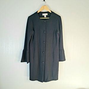 Nanette Lepore Bell sleeves coat
